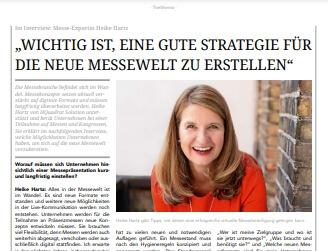 Interview Heike Hartz